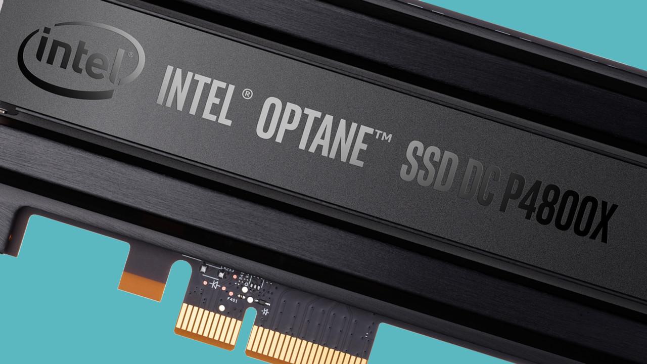 Intel DC P4800X: Alle Details zur ersten Optane-SSD mit 3DXPoint