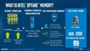 Intel Optane Memory beschleunigt günstige HDDs