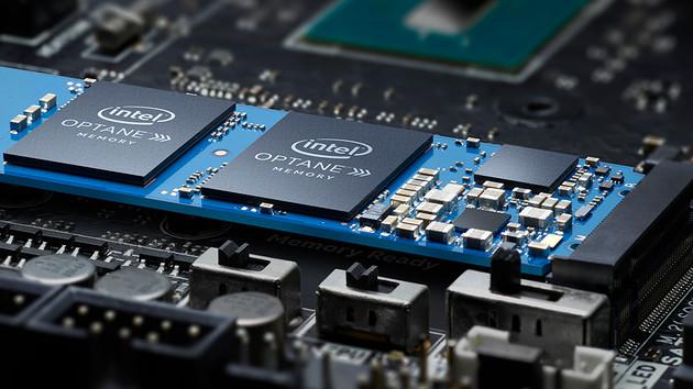 Intel Optane Memory: Kleine Cache-Module mit 3D XPoint beschleunigen HDDs