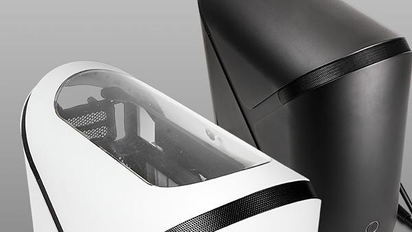 BitFenix Portal: ITX-Gehäuse im runden Eyecatcher-Design