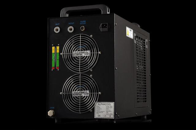 Alphacool Eiszeit: Kompressor-Kühlung mit 1.500 Watt Kühlleistung