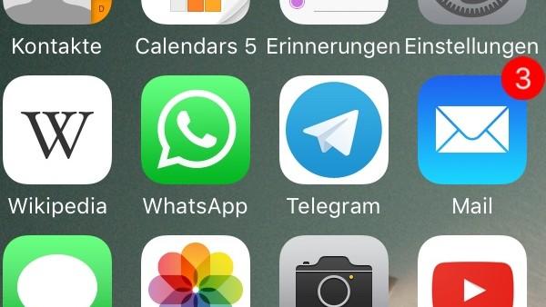 WhatsApp und Telegram: Sicherheitslücke des Web-Interface behoben
