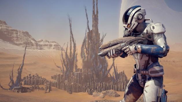 AMD Crimson 17.3.2: Deutlich mehr Leistung für Mass Effect: Andromeda