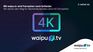 IPTV: waipu.tv bringt Amazon Fire TV das Wischen bei