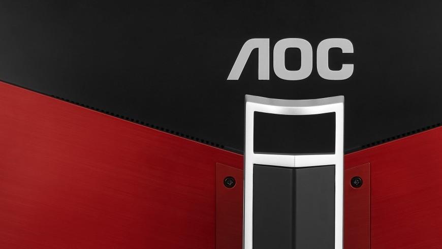 AOC AG271UG: UHD-Monitor mit G-Sync kommt verspätet im April