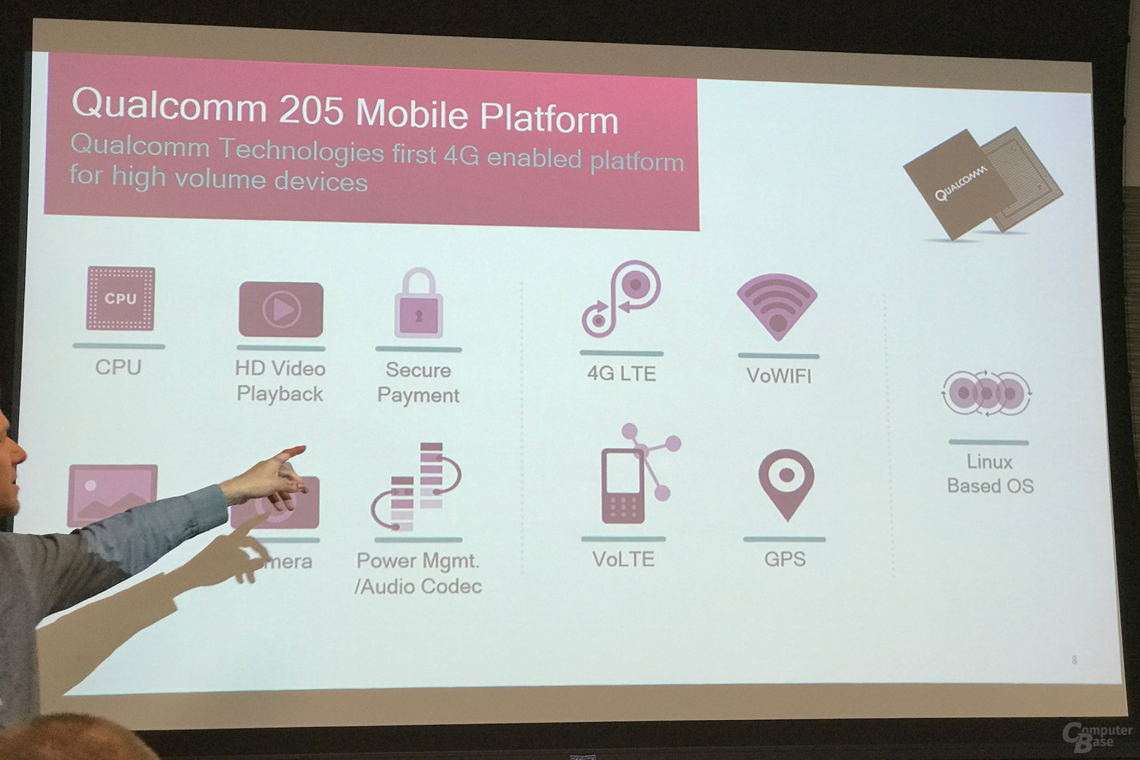 Die Qualcomm 205 Mobile Platform in der Übersicht