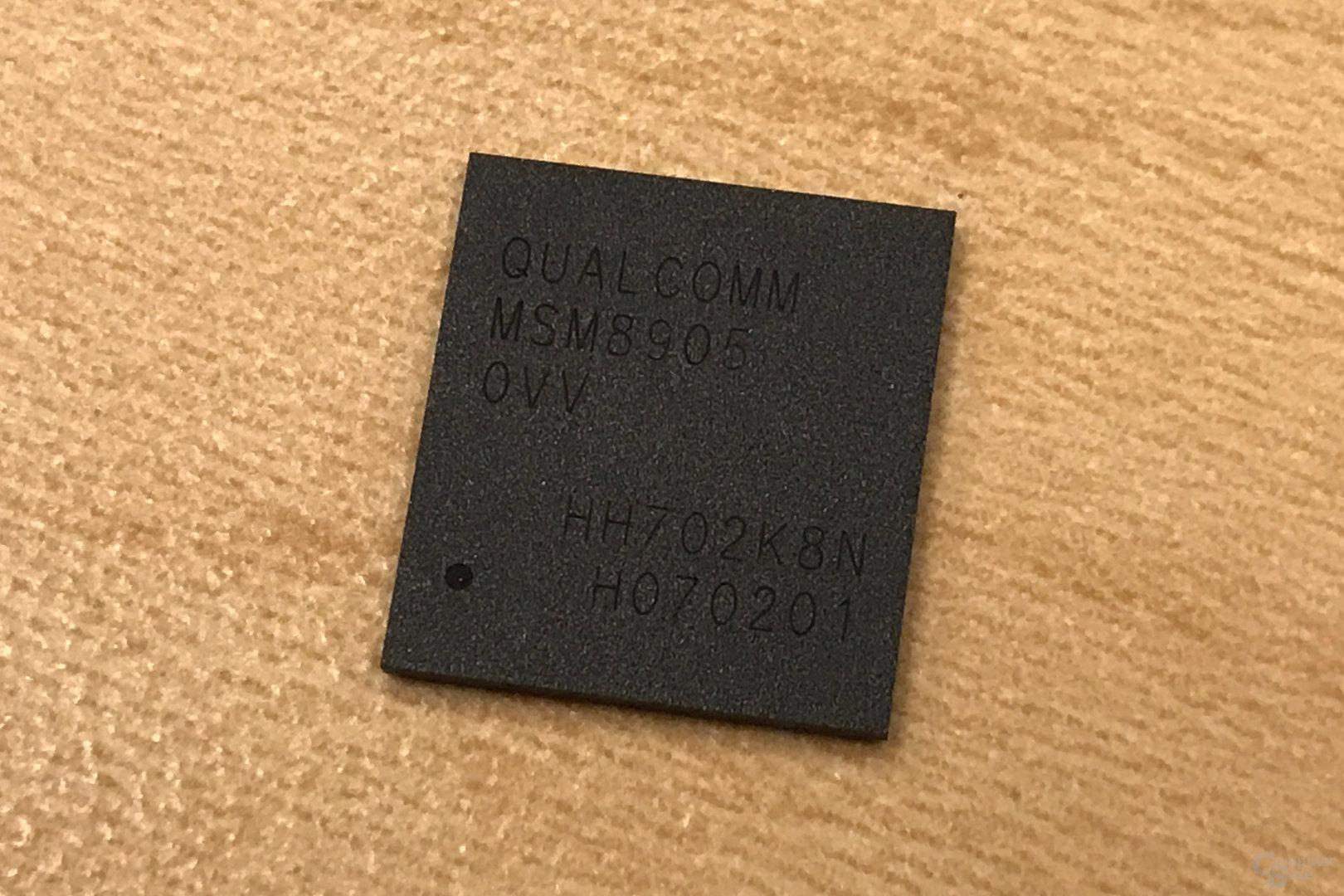Qualcomm 205 Mobile Platform (MSM8905)
