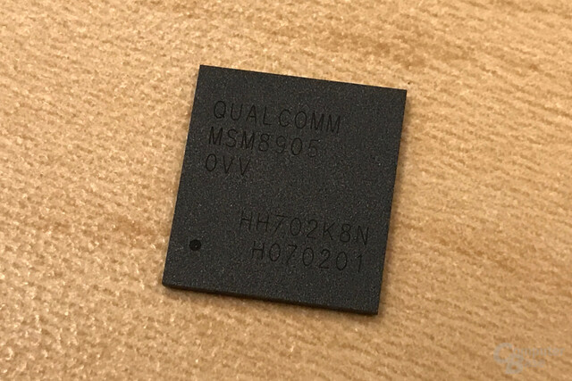 Qualcomm 205 Mobile Platform (MSM8905)