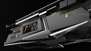 Colorful  iGame GTX 1080 Ti: Grafikkarte mit Mini-Display zur Taktanzeige
