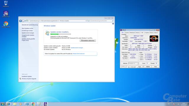 (Alte?) Updates lassen sich problemlos für Windows 7 auf Ryzen installieren