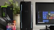 Corsair One Pro im Test: Gaming-PC mit zwei Waküs im Alu-Turm