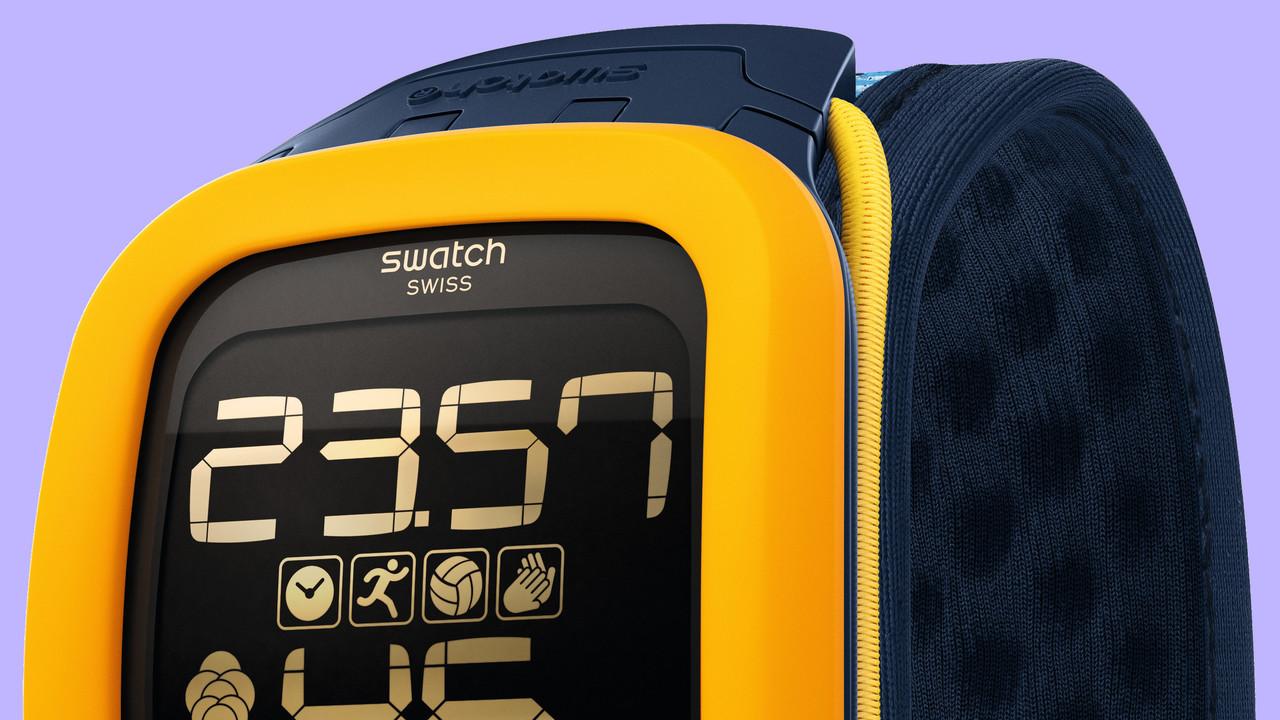 Wearables: Swatch entwickelt Smartwatch-Betriebssystem