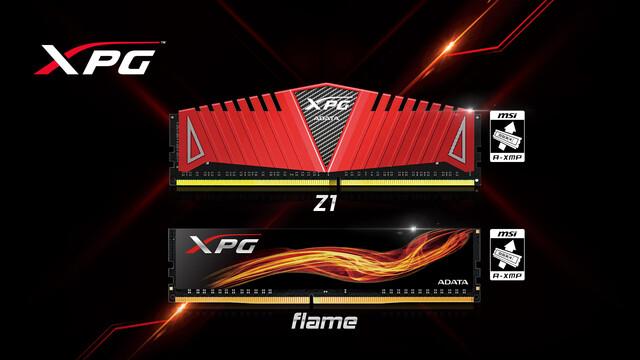 Adatas DDR4-RAM der XPG-Familie auch im OC-Modus kompatibel zu AM4-Mainboards