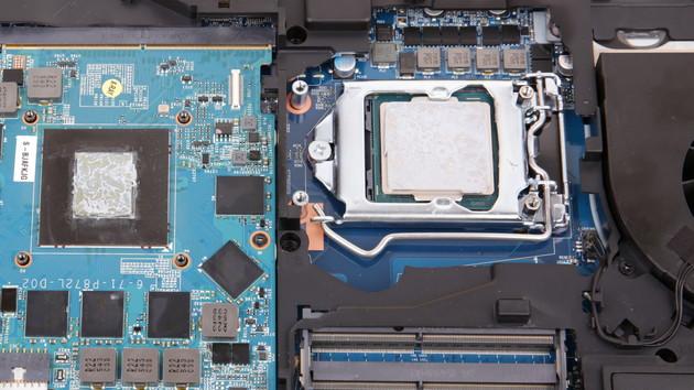 Schenker: Notebooks mit geköpften CPUs für 119 Euro Aufpreis