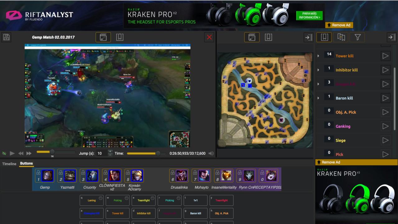 League of Legends: Analyse-Tool RiftAnalyst soll Profispielern helfen