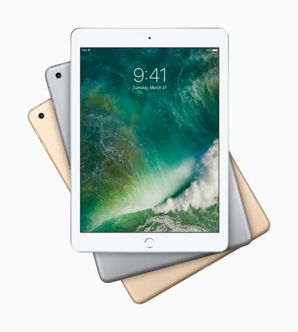 Das neue Apple iPad (2017)