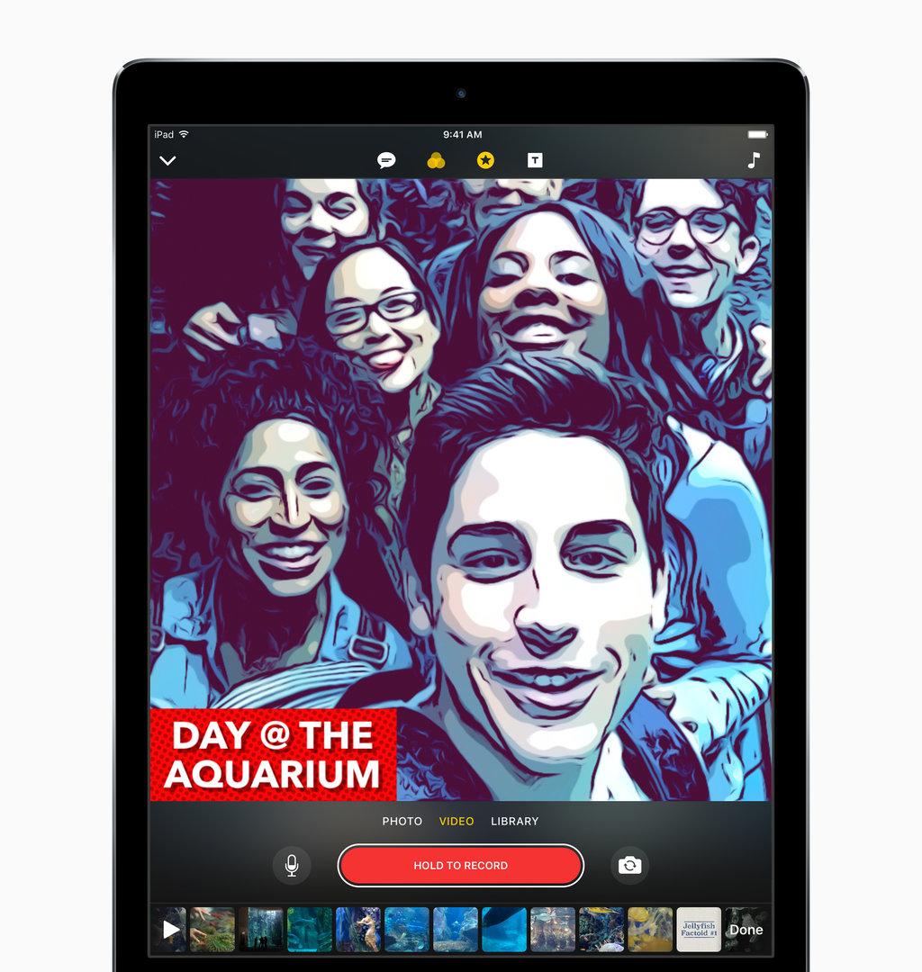 Clips für iPad