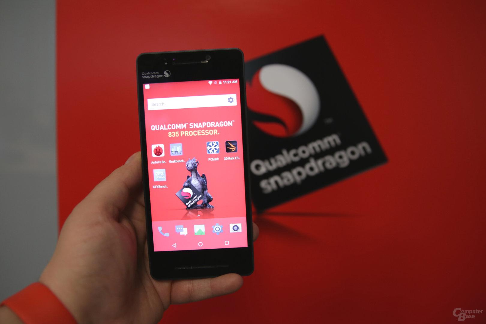 Snapdragon 835 QRD