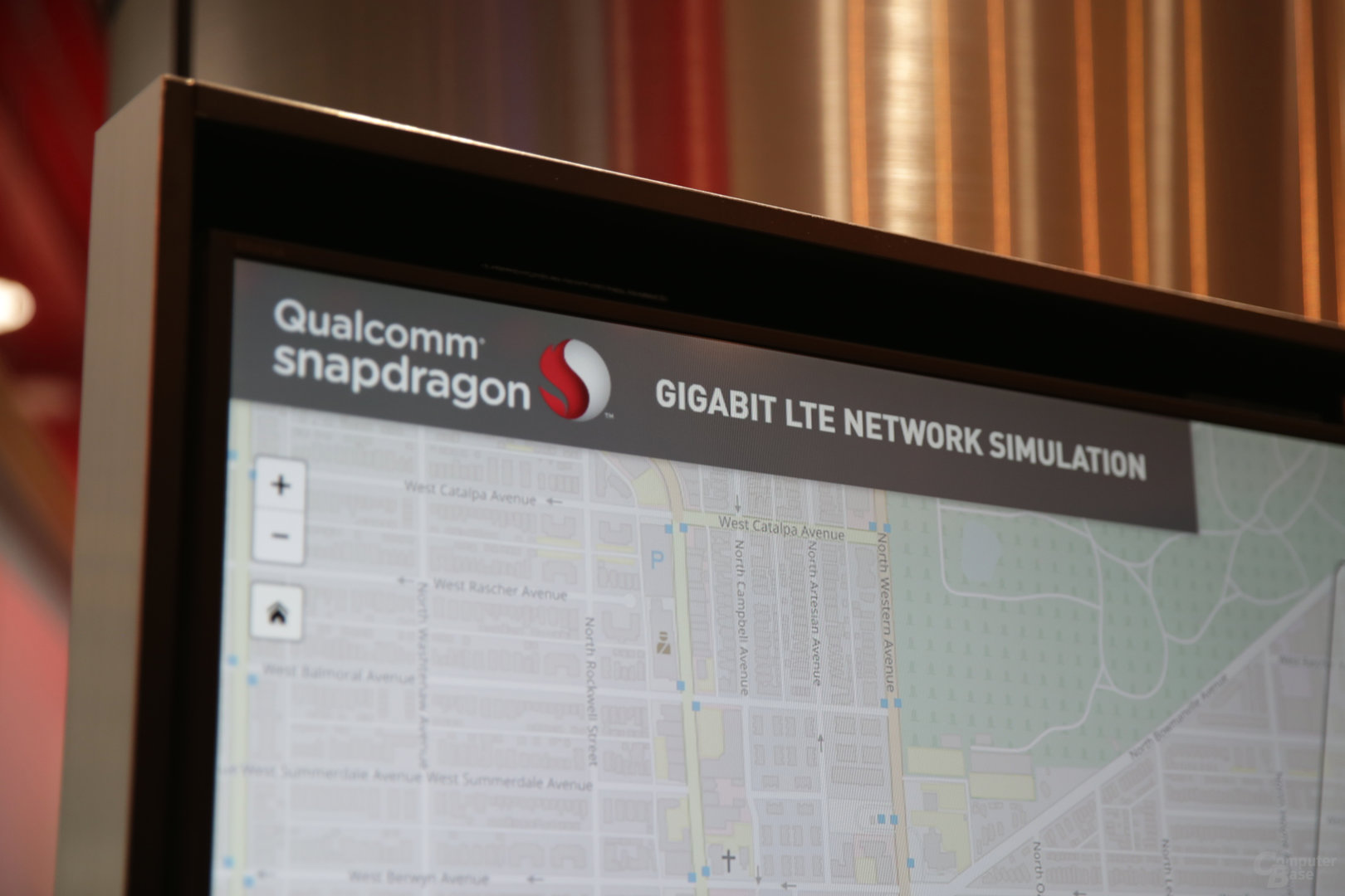 Qualcomm Snapdragon 835 im LTE-Lab