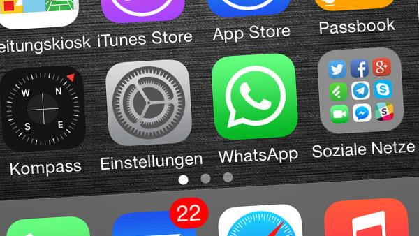 WhatsApp Status: Permanente Kontaktinfo kehrt mit Update zurück