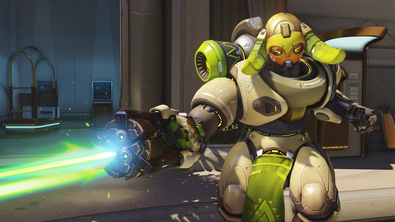 Overwatch: Neuer Held Orisa ist Tank-Support