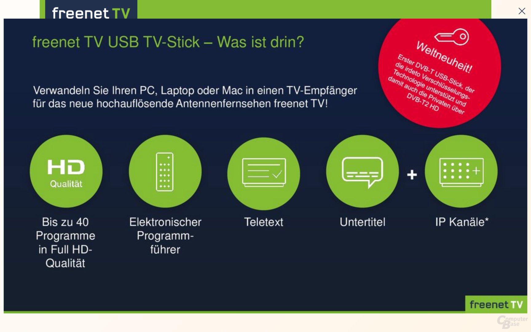 """Freenet TV Connect ist ab """"Mitte 2017"""" verfügbar"""