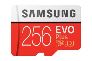 Samsung microSD Evo Plus (neu)