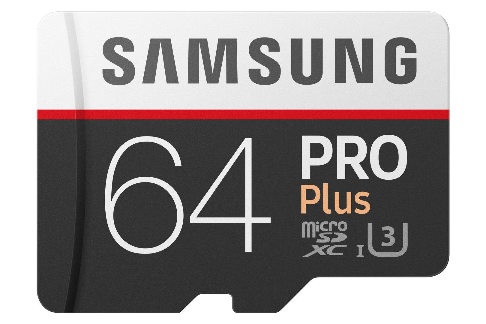 Samsung microSD Pro Plus