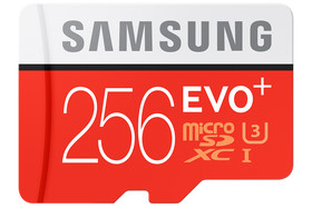 Samsung microSD Evo Plus (alt)
