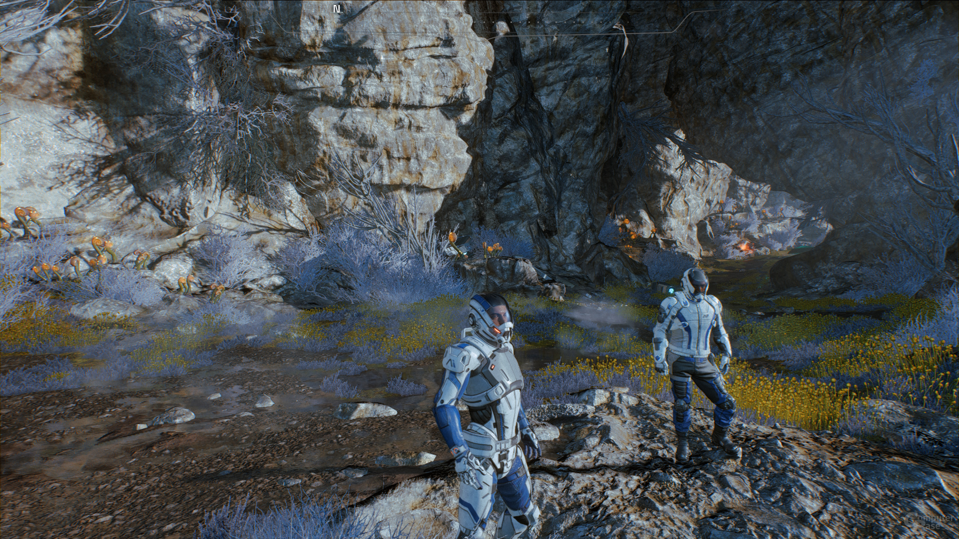 Mass Effect Andromeda – ohne Umgebungsverdeckung