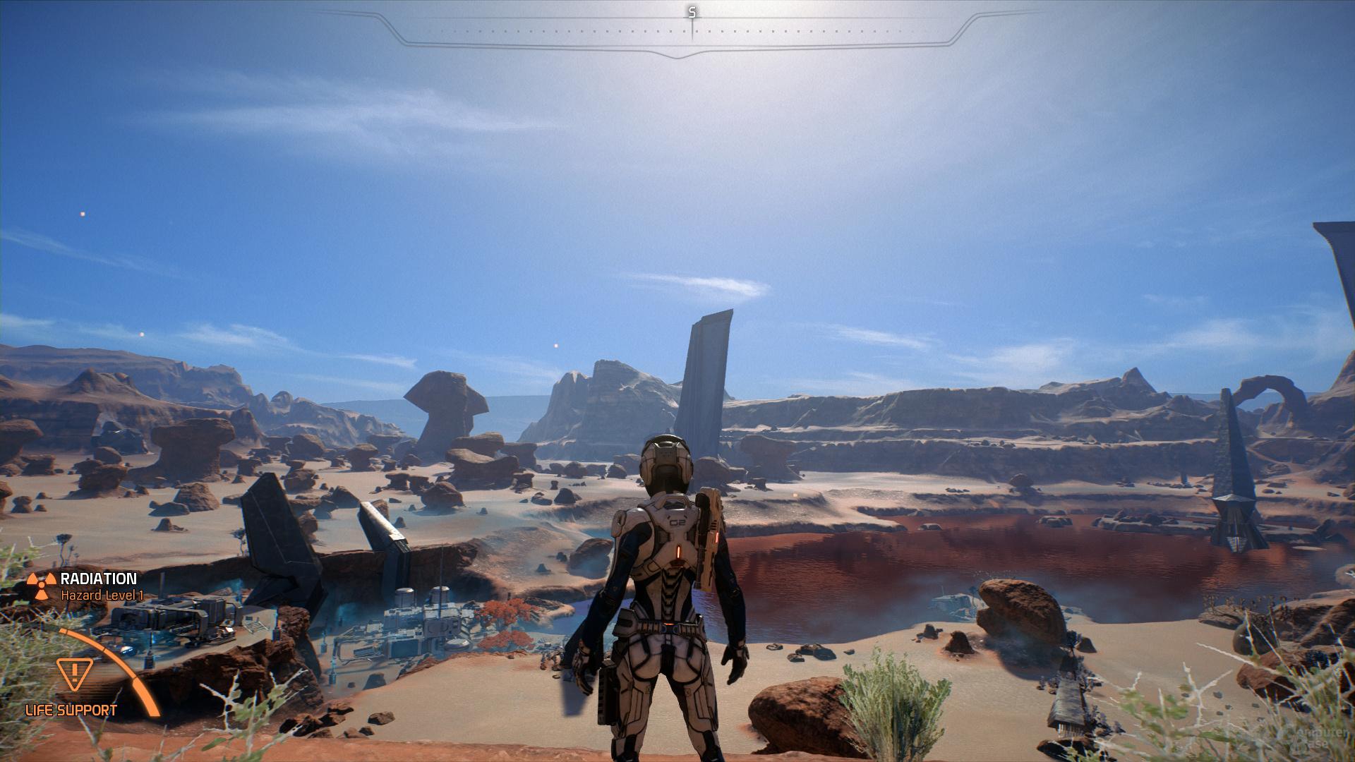 Mass Effect Andromeda – Tessellation-Faktor 4×