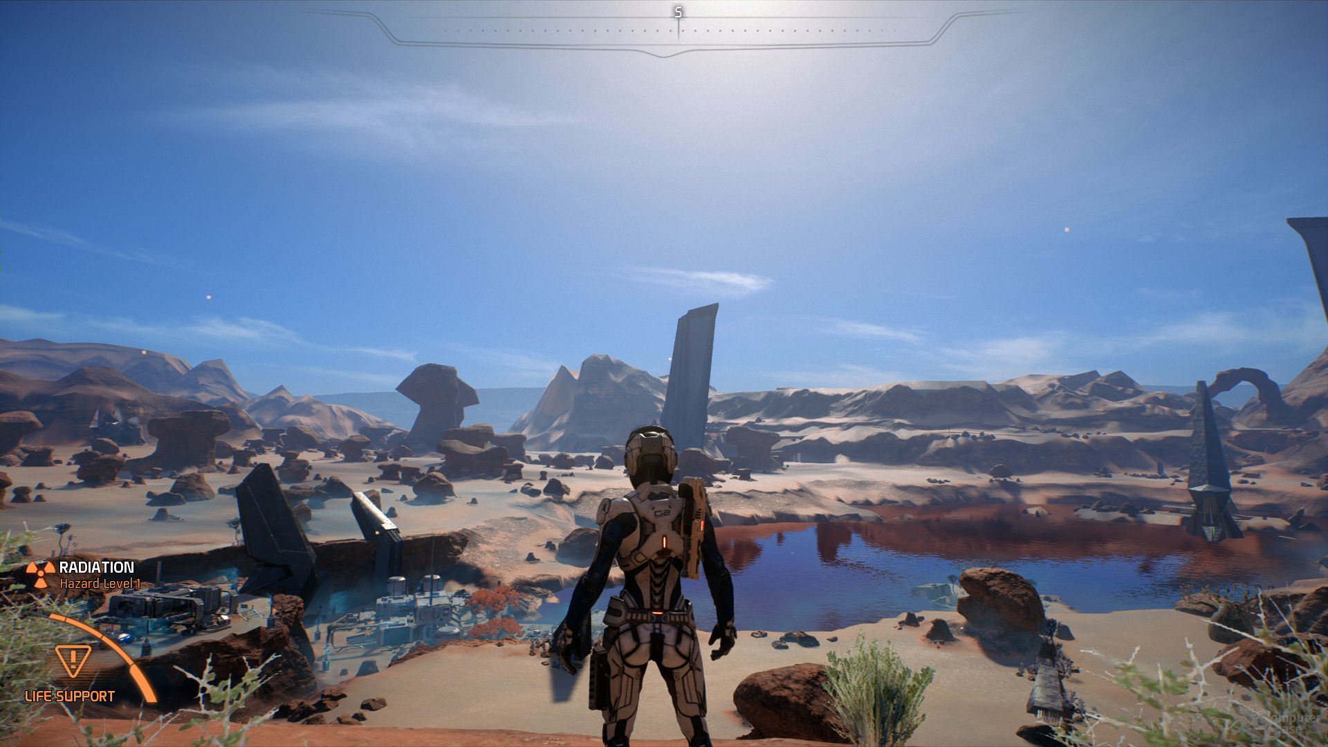 Mass Effect Andromeda – Tessellation aus