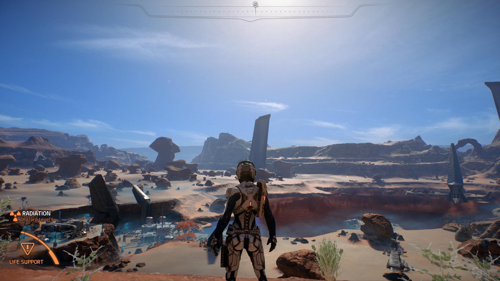 Mass Effect Andromeda – Anwendungsgesteuert