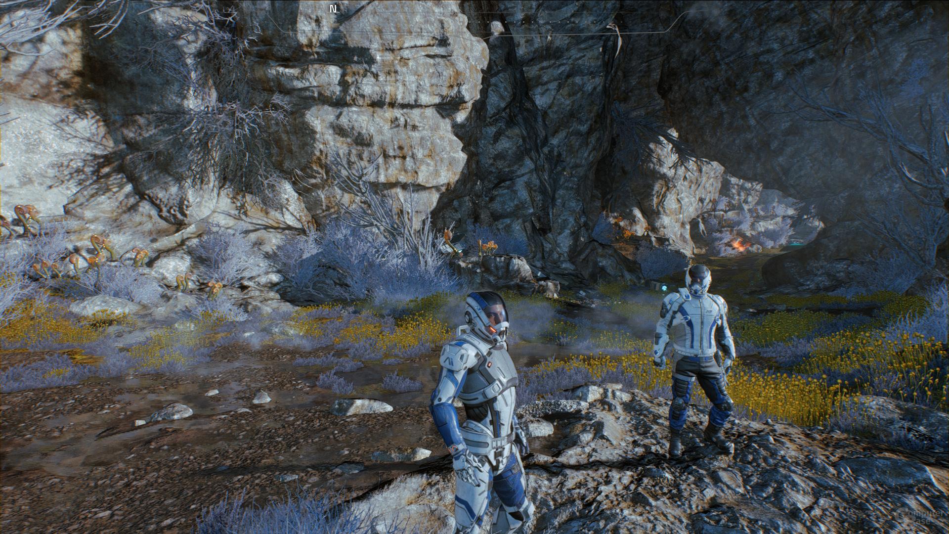 Mass Effect Andromeda – SSAO