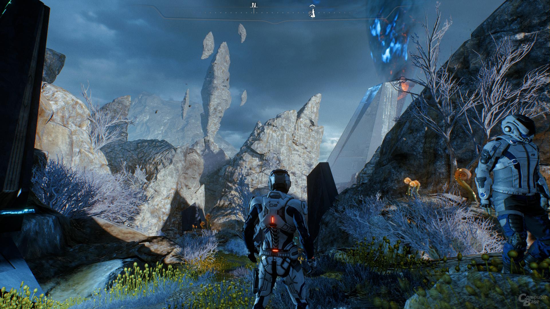 Mass Effect Andromeda – Hoch-Preset