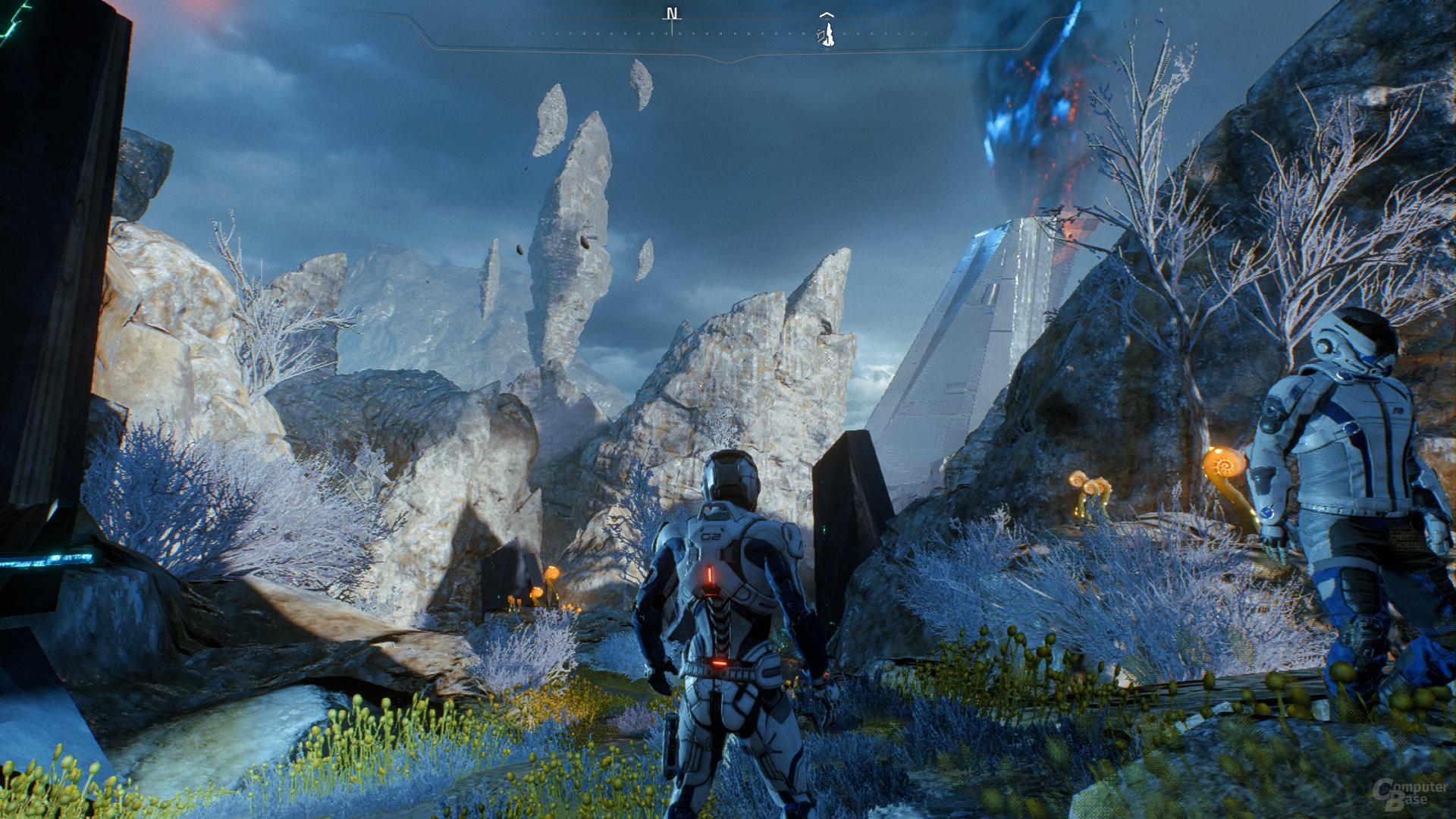 Mass Effect Andromeda – Mittel-Preset