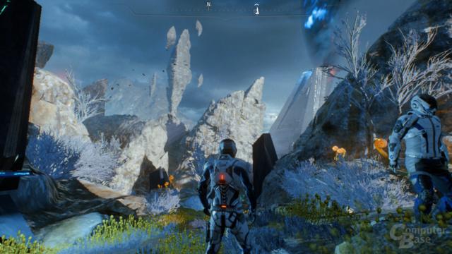 Mass Effect Andromeda – Niedrig-Preset