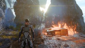 Mass Effect Benchmark: Andromeda ist hübsch, affig und problematisch zugleich