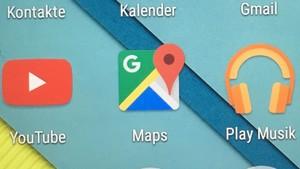 Google Maps: Reiseverlauf und Standort in Echtzeit teilen