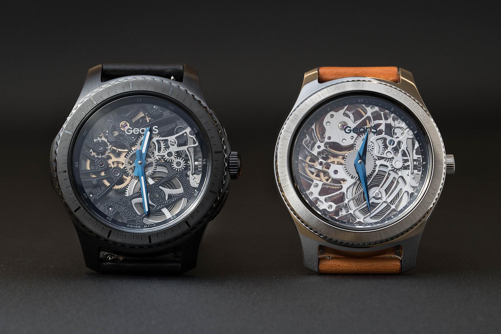 Samsung Uhrenkonzept
