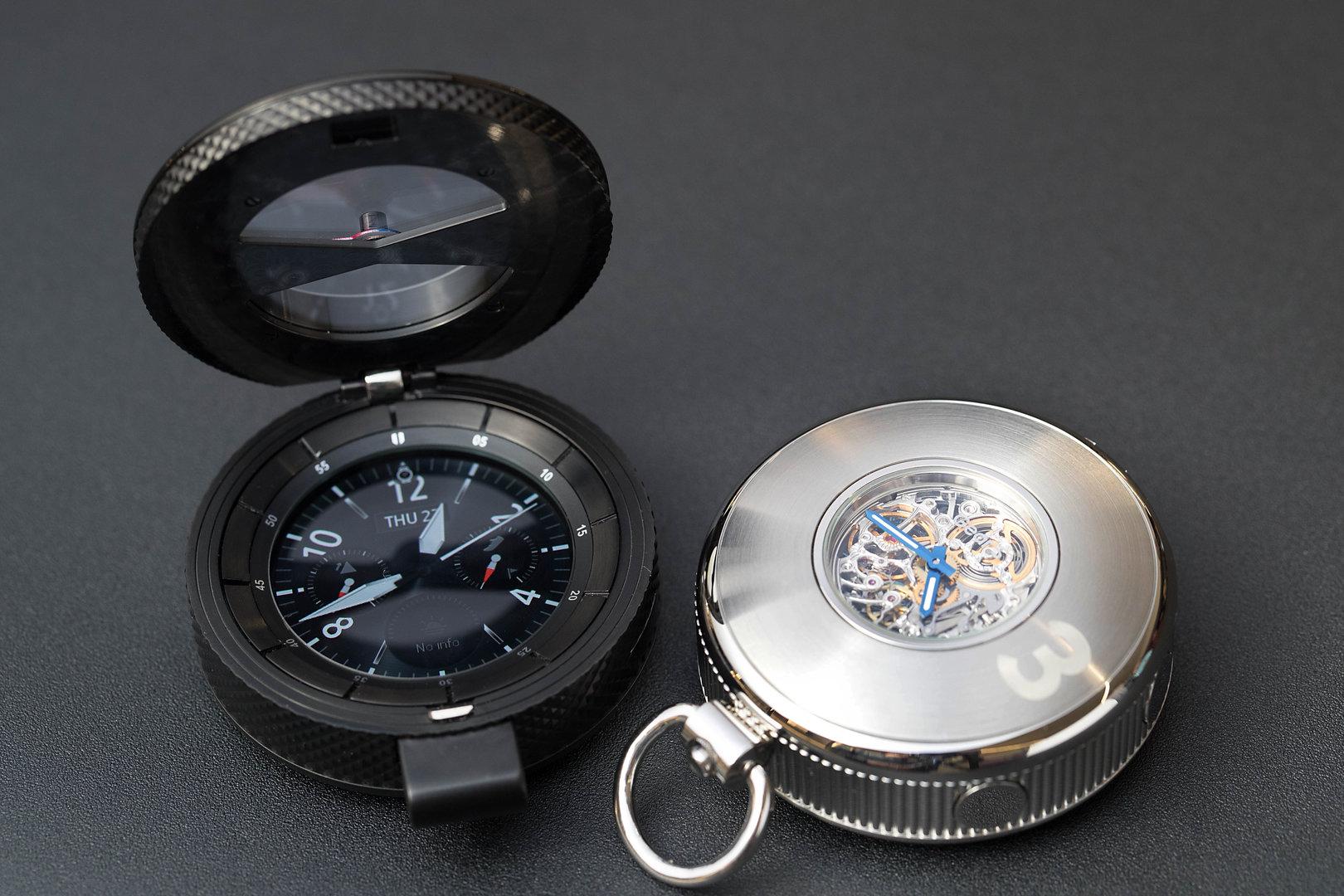 Samsung Taschenuhr