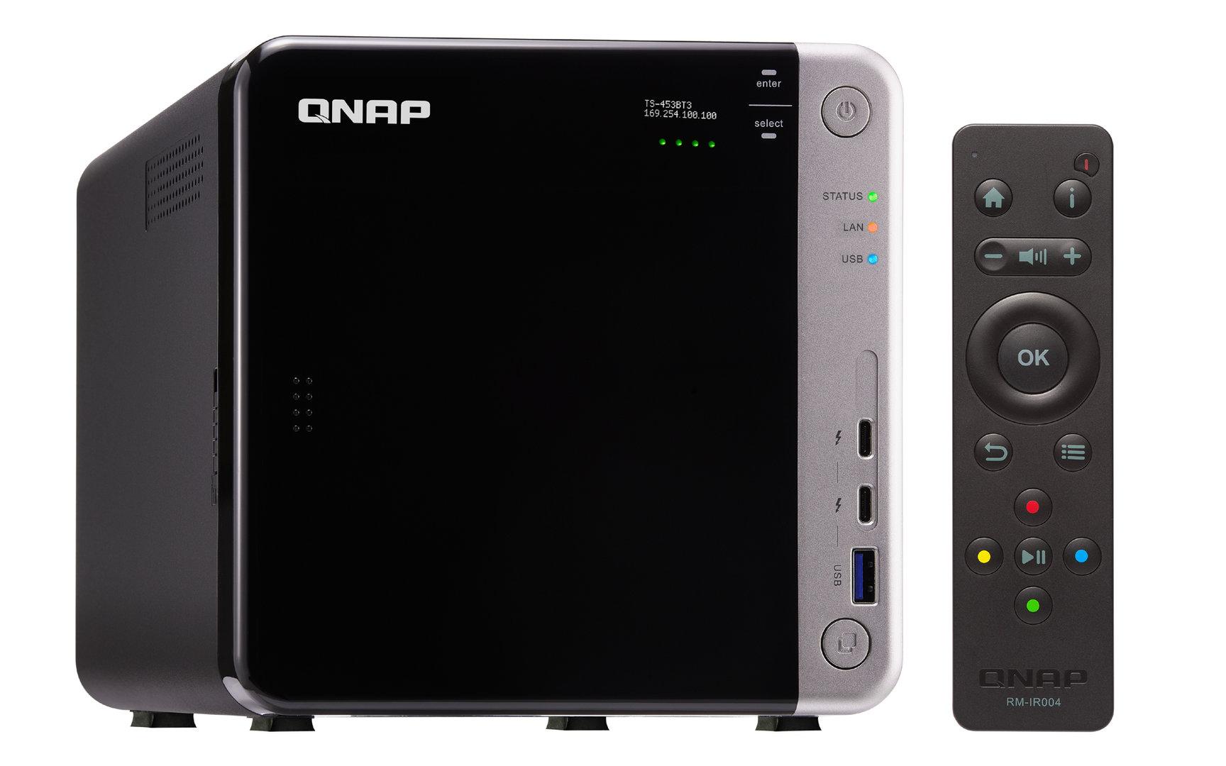 QNAP TS-453BT3