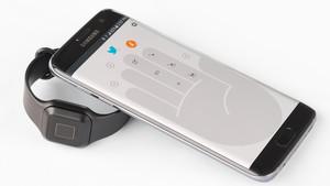 Tapdo bei Kickstarter: Fingerabdruck am Handgelenk steuert das Smart Home