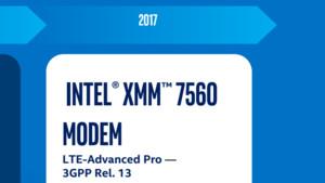 LTE-Modem: Intel könnte Qualcomm aus dem iPhone verdrängen