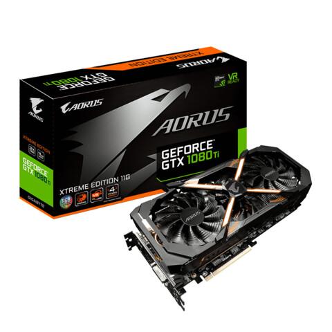 Aorus GeForce GTX 1080 Ti Xtreme