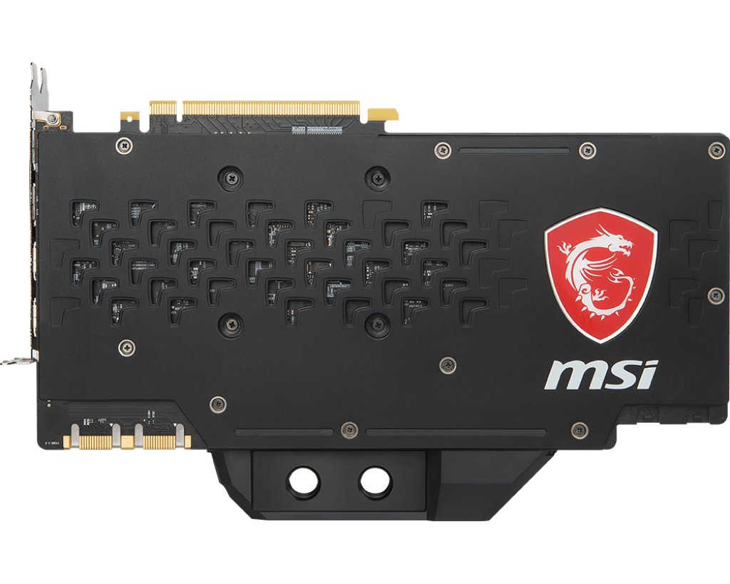 MSI GTX 1080 Ti Sea Hawk EK X