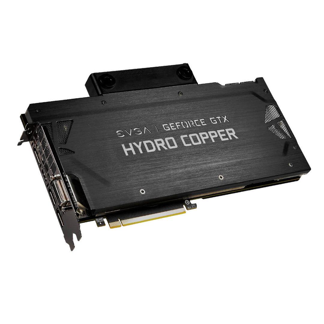 EVGA GTX 1080 Ti FTW3 iCX Hydro Copper