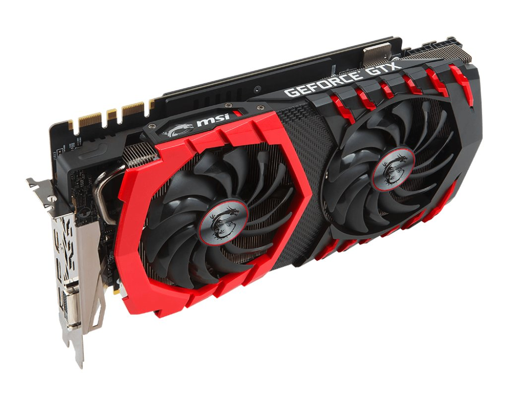 MSI GeForce GTX 1080 Ti Gaming