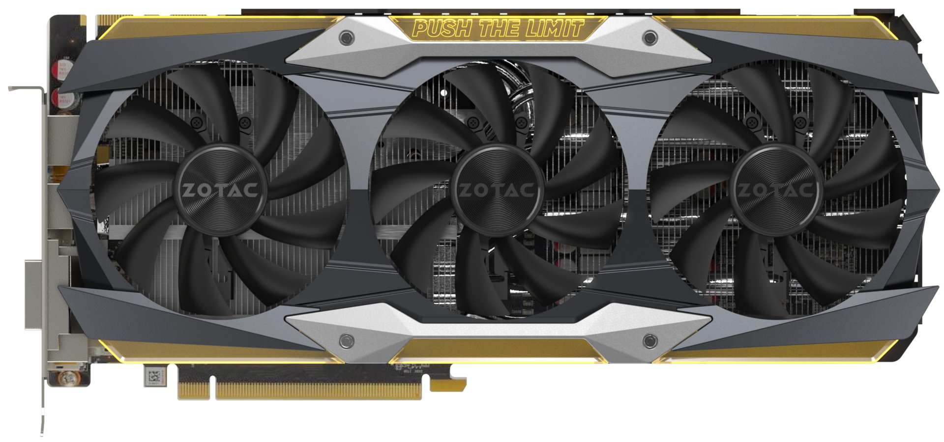 Zotac GeForce GTX 1080 Ti AMP! Extreme Edition