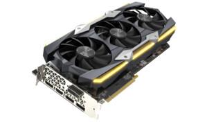 Zotac GeForce GTX 1080 Ti AMP! Extreme Edition
